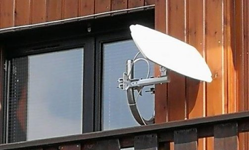 antennes plates